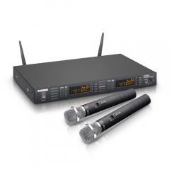 WS1G8-HHC2 Kondensator Funkmikrofone LD Systems