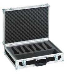 Mikrofonkoffer 7 Mikrofone Roadinger