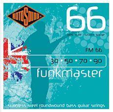 E-Bass Saiten FM-66 Rotosound
