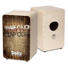 SE075 CaSela Vintage-Brown Sela