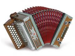 Classic 3/2 Harmonika Strasser
