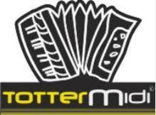 TM-4-B Bass-MIDI-System kontaktlos Totter