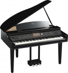 CVP-709GPPE Clavinova Digital-Grand-Piano schwarz Yamaha