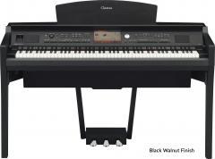 CVP-709PE Arranger-Piano Schwarzpoliert Yamaha
