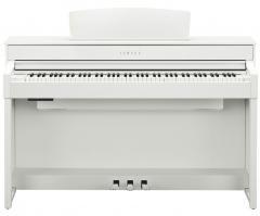 Clavinova-CLP575 Digitalpiano Weiß Yamaha