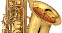 YAS-82Z Altsaxophon Goldlack lackiert Yamaha