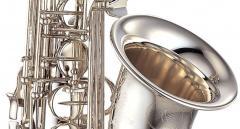 YAS-875EXS Altsaxophon versilbert Yamaha