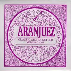 Satz 300 classic silver Aranjuez