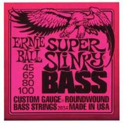 2834 Super Slinky Nickel Series  Ernie Ball