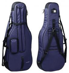 Cellosack PRESTIGE 4/4 blau Gewa