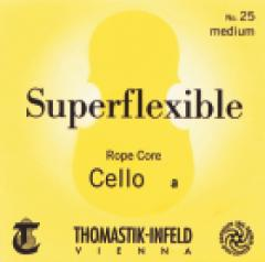 Saiten für Cello Superflexible Seilkern Stark Thomastik