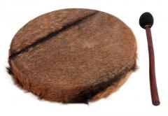 Shamanentrommel Kuhfell Durchmesser 40cm Gewa