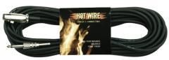 Mikrofonkabel XLR-Klinke 5m Hot Wire