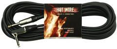 Gitarrenkabel Klinke-Winkelklinke 3m Hot Wire