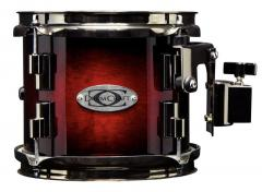 Tom Tom Serie 8 Maple Electric Black Drumcraft