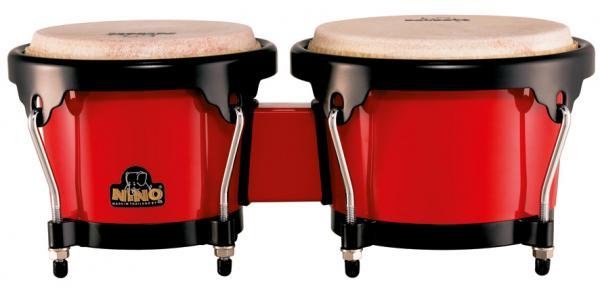 17-R/BK Rote ABS-Bongos