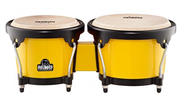 Bongo Kunststoff Gelb