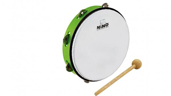 Jingle Drum Abs Nino Grass Green