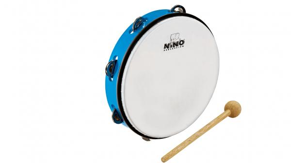 Jingle Drum Abs, Sky Blue Nino