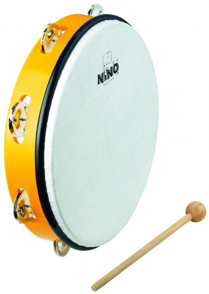 Jingle Drum Abs, Gelb Nino