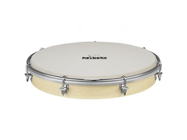 Hand-Drum 10-Zoll Natur Tunable