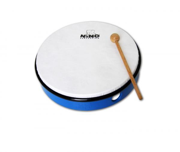 Hand Drum 8 Zoll Blau Nino