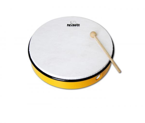Hand Drum 8 Zoll Gelb Nino
