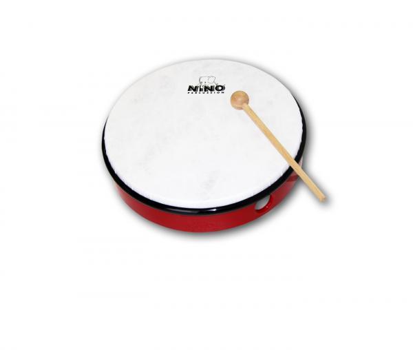 Hand Drum 6 Zoll Rot Nino