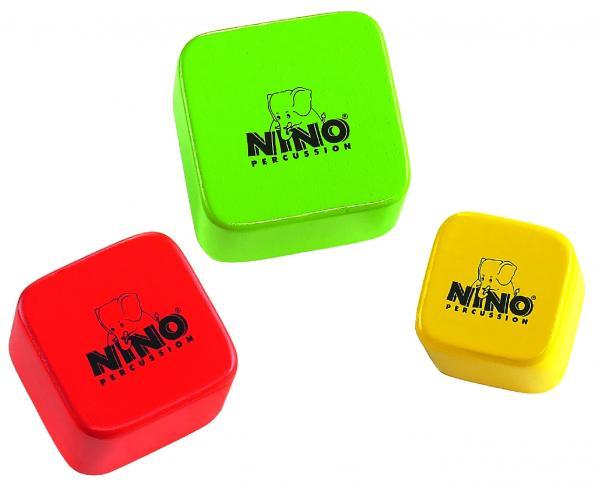Shaker Sortiment Holz Nino Quadratisch