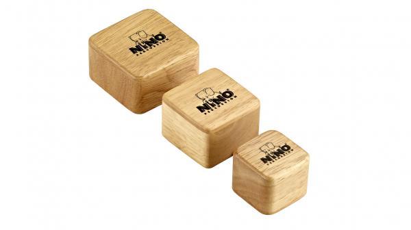 Holz-Shaker Sortiment Quadratisch