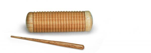 Guiro-shaker Holz Nino