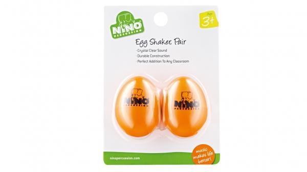 2 Egg-Shaker Orange
