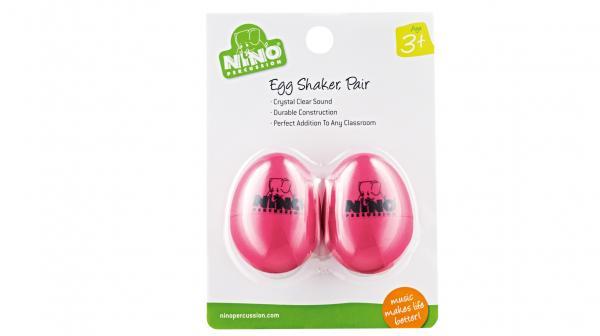 2 Egg-Shaker Strawberry