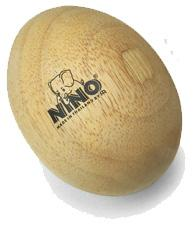 Egg-shaker Holz, Gross Nino