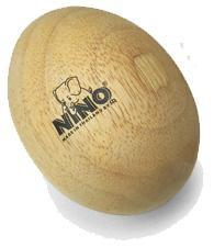 Egg-shaker Holz, Gross Nino