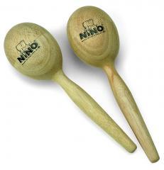 Egg-Maracas Holz Mittel NINO566 Nino