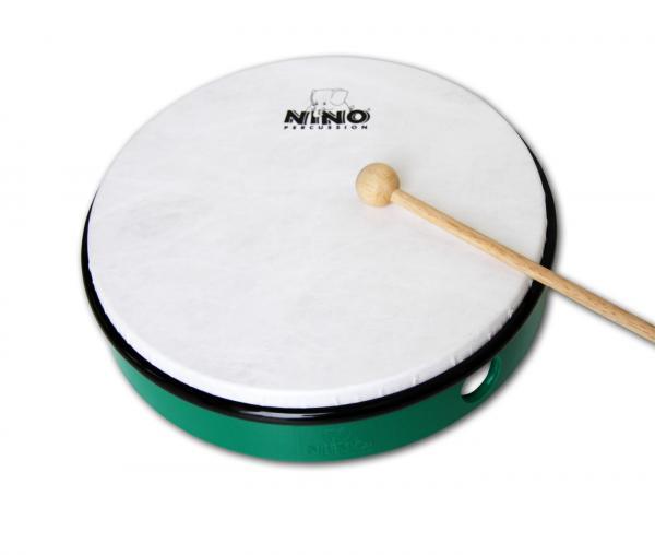 Hand Drum 10 Zoll GrÜn Nino