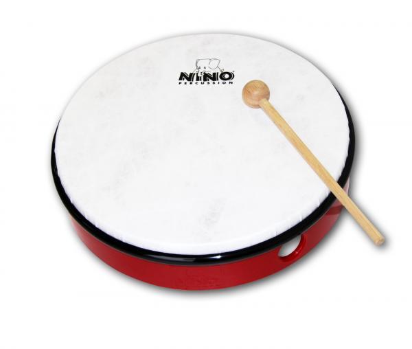 Hand-Drum 10-Zoll Rot