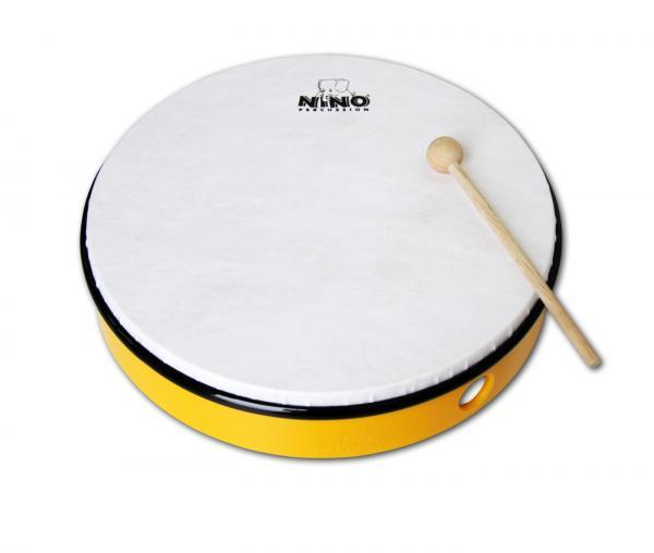 Hand-Drum 10-Zoll Gelb