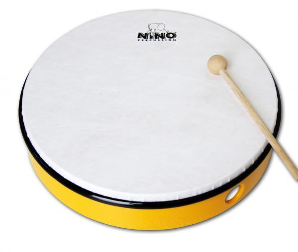 Hand-Drum 12-Zoll Gelb