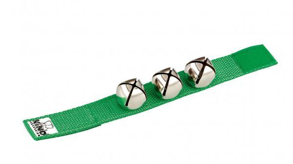 Schellenband Grün