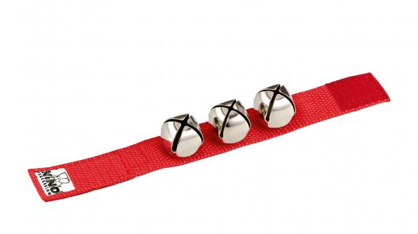 Schellenband Rot