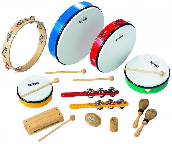Ninoset012 Percussion Sortiment