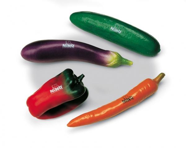Botany-Shaker-Set Gemüse 4-teilig