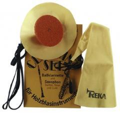 Pflegeset Holzblasinstrumente Reka
