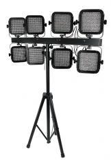 SBL1008 - Mobile LED Lichtanlage Involight
