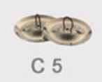 C5 Finger-Cymbals studio49